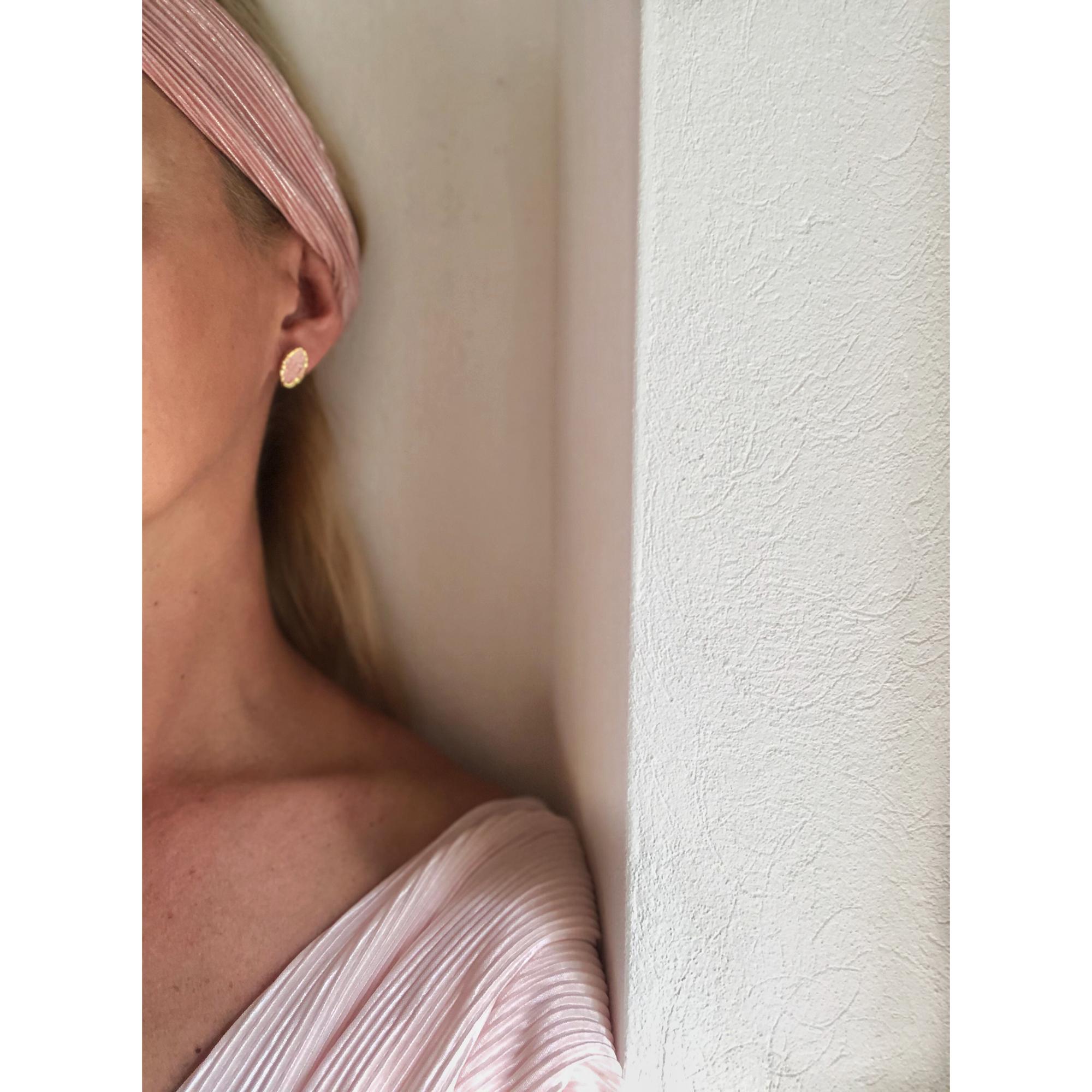 Kwiatowe kolczyki FEMME – linia limitowana